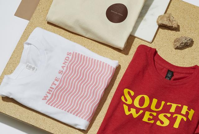 Shop Organ Mountain Outfitters, homage to the Southwest with stylish tees, New Mexico Magazine