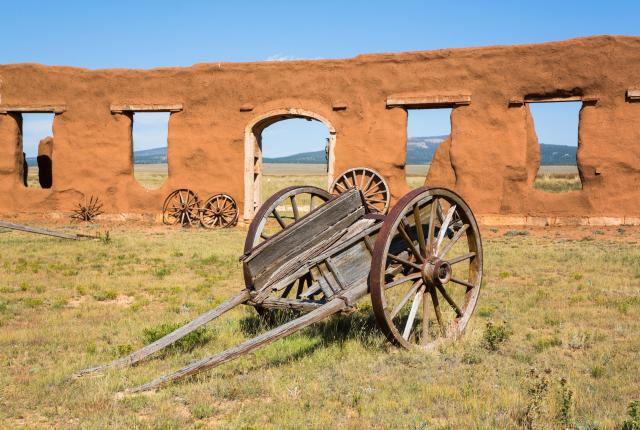 Fort Union National Monument, New Mexico Magazine