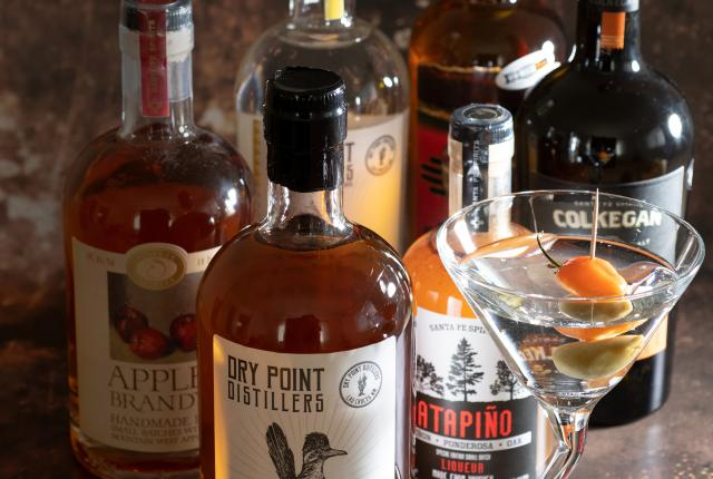 Holiday spirits from local distillers