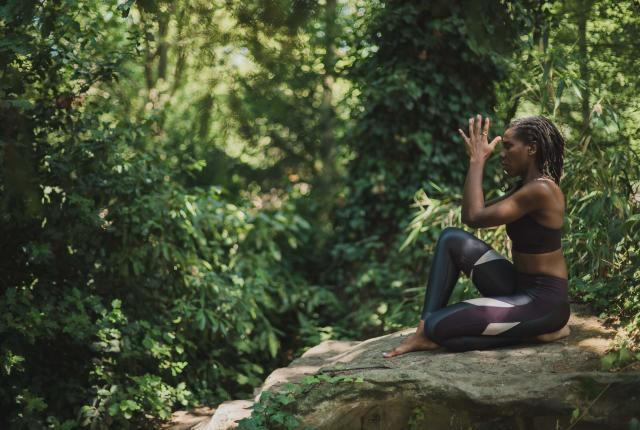 Botanical Garden Yoga