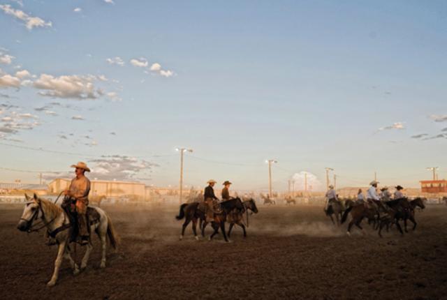 Main -rodeo