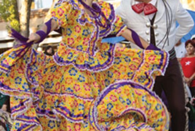Mesilla -dancers