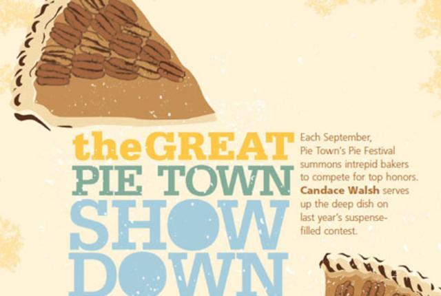 Pietown -showdown