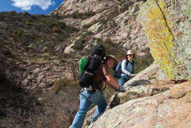 Rock Climbing -Parent