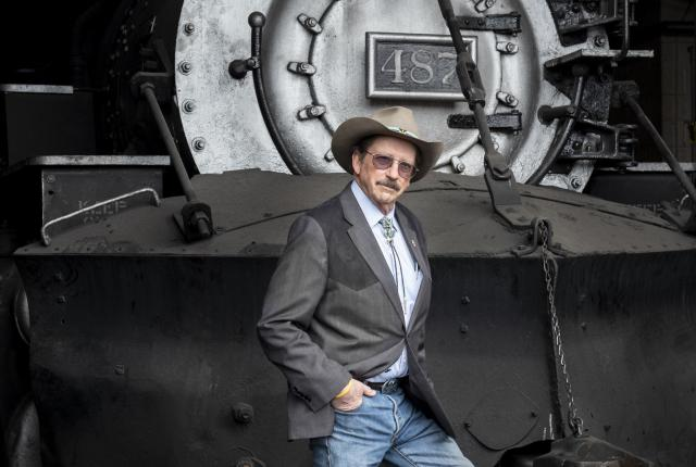 Cumbres & Toltec Scenic Railroad president John Bush