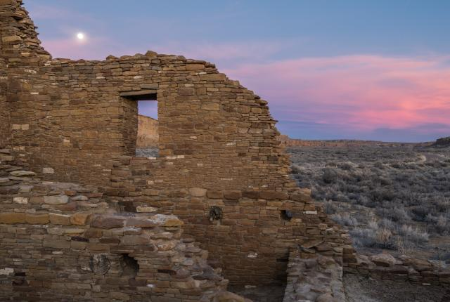 Laurence Parent Chaco Culture