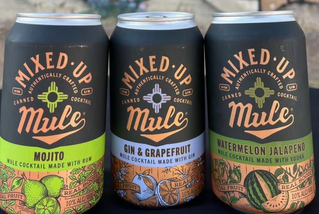 Little Toad Creek Brewery & Distillery's Canned Cocktails