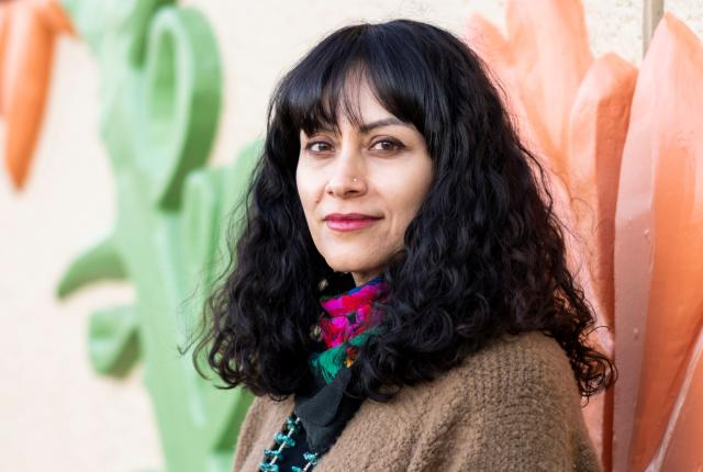 Collette Marie, Artist and Illustrator, Las Cruces, New Mexico Magazine