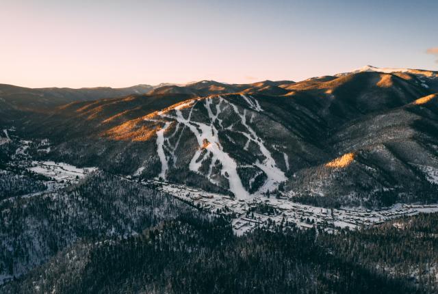 Red River Ski & Summer Area, New Mexico Magazine