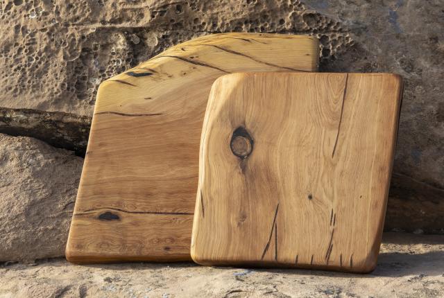 Cutting boards by Zane Palmer