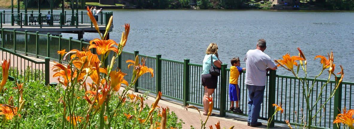 Hobart-Indiana-Lakefront-Park