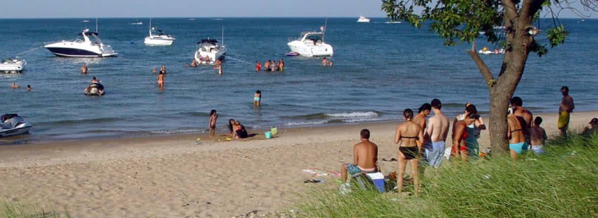Whihala-Beach-and-Whiting-Lakefront-Lake-Michigan-Indiana-Beaches