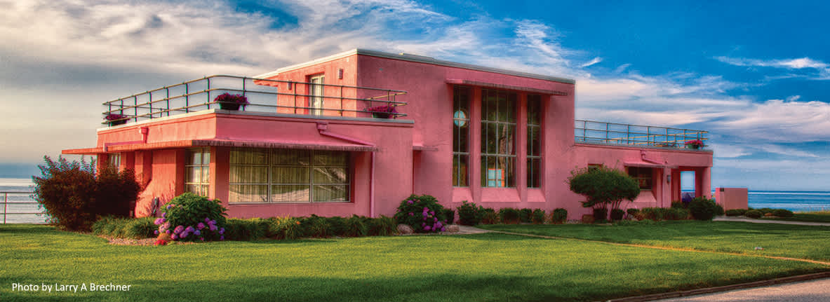 Florida Tropical House by Larry A Brechner