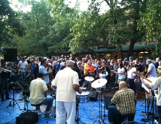 Carrboro Music Festival at Weaver Street