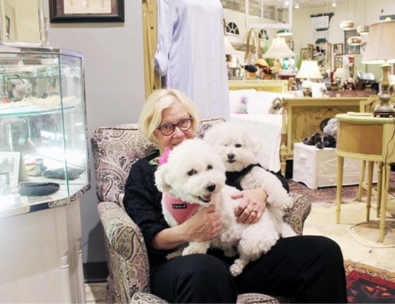 Pam Williams, Owner of Night Gallery-Branching Out