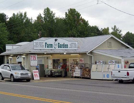 Farm & Garden Center, Hillsborough