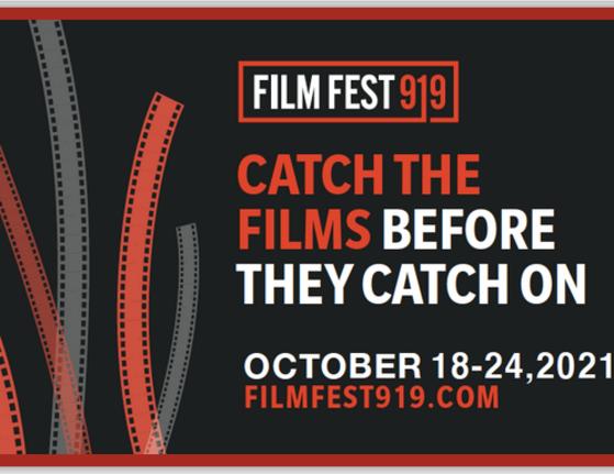 Film Fest 919 Banner - 2021