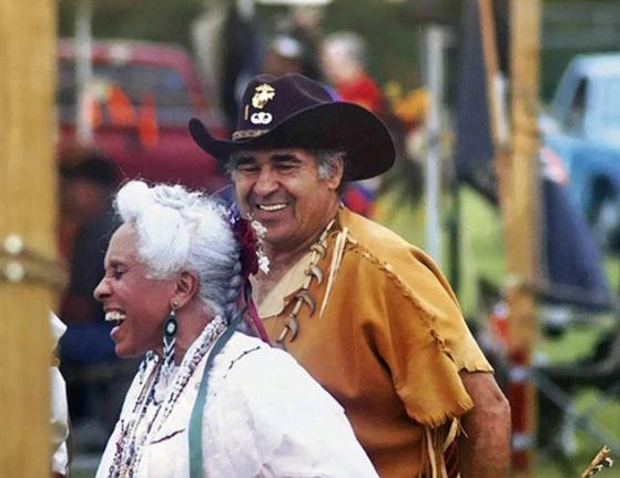 Lynette Mildred Coles Jeffries, John Blackfeather Jeffries
