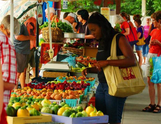 Carrboro Farmer's Market