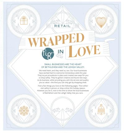 Wrapped in Love Retail Gift Guide link