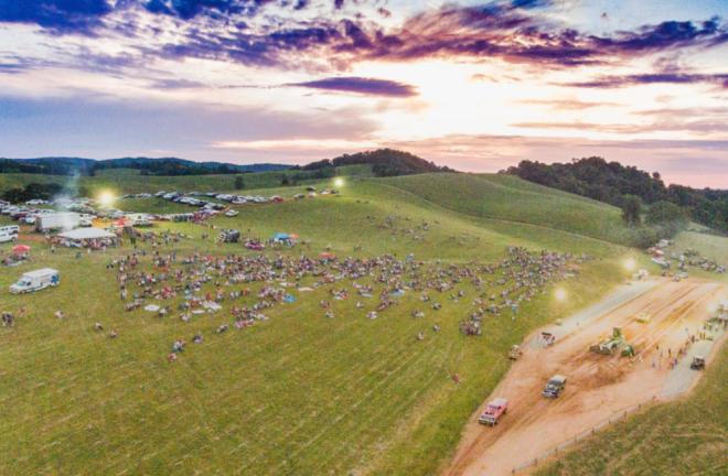 Jeter Farm on the James Concert