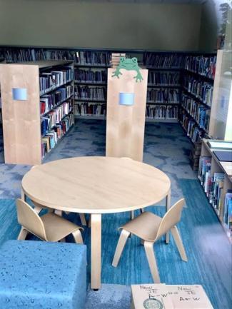 Glen Lake Library Children's Area