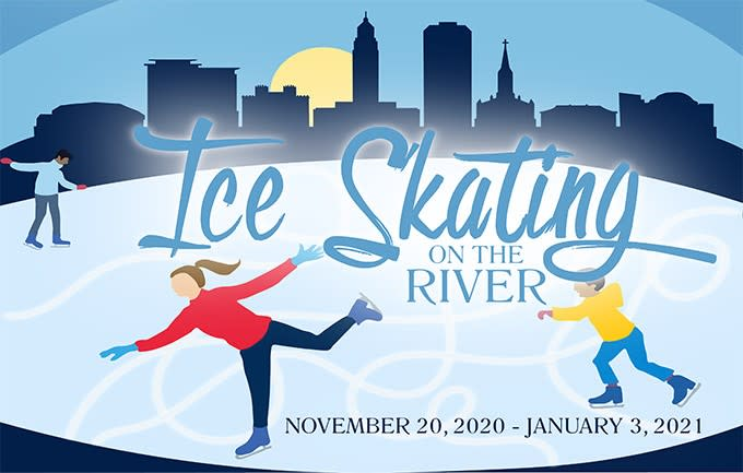 Ice Skating 2020 Baton Rouge