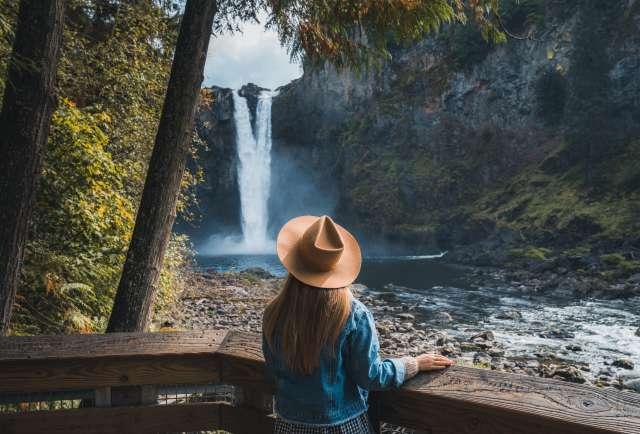 Snoqualmie Falls - Emilie Ristrevski