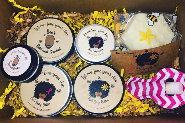 Product photo of Bee's Body Butter