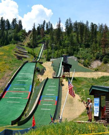Ski Jumping Extravaganza