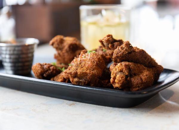 Fried Chicken - Hen Quarter
