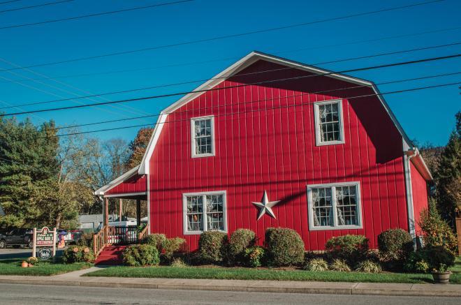 Apple Barn II - Botetourt County