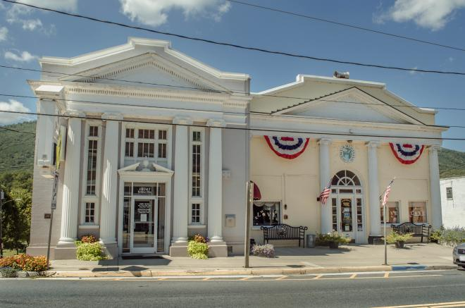 Main Street - Buchanan, VA