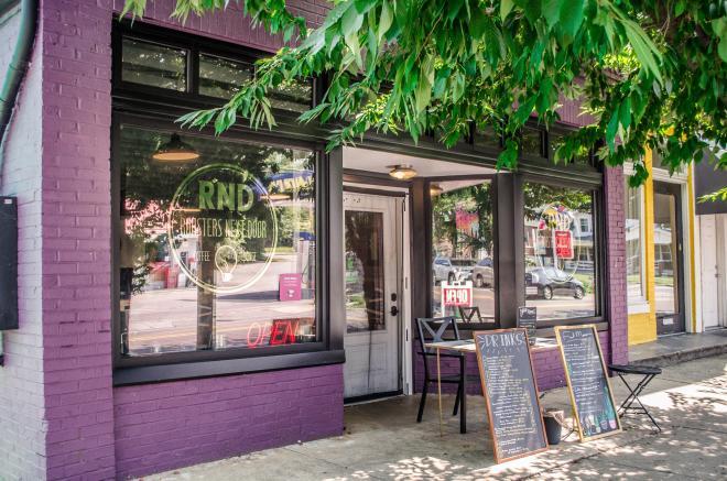 RND Coffee - Roanoke, VA