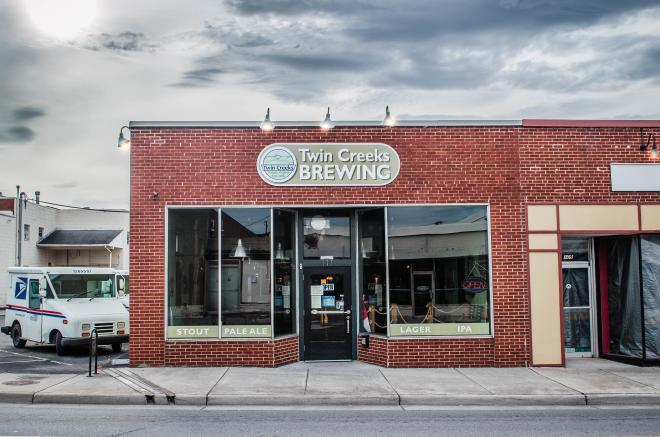 Twin Creeks Brewing Company - Vinton, VA
