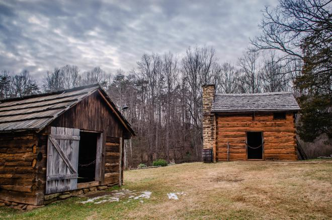 Booker T. Washington National Monument - Franklin County, VA
