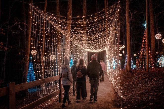 Illuminights - Explore Park - Roanoke, VA