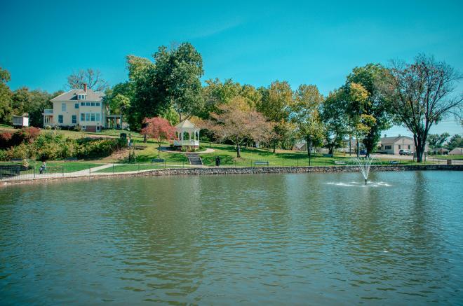 Lake Spring Park - Salem, Virginia