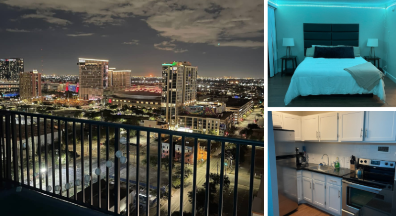 Airbnb Downtown Houston