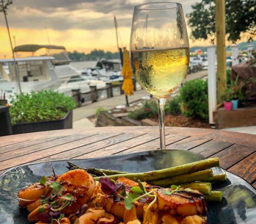 Waterfront Seafood at North Harbor - CROPPED