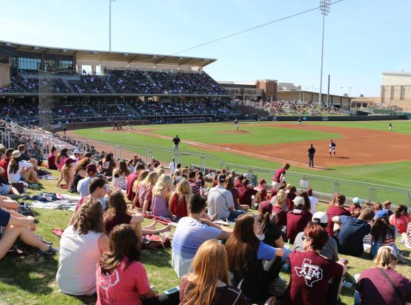 Aggie Baseball Game