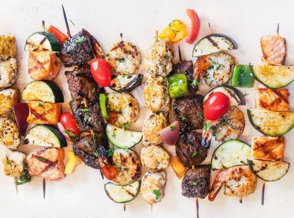 Mediterranean Food Zoe's Kitchen