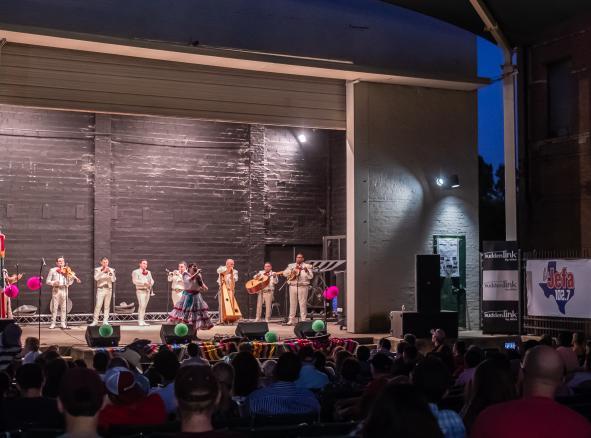 First Friday Fiestas Patrias Performers