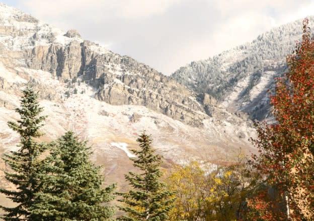 Surrounding Y Mountain Hiking 624