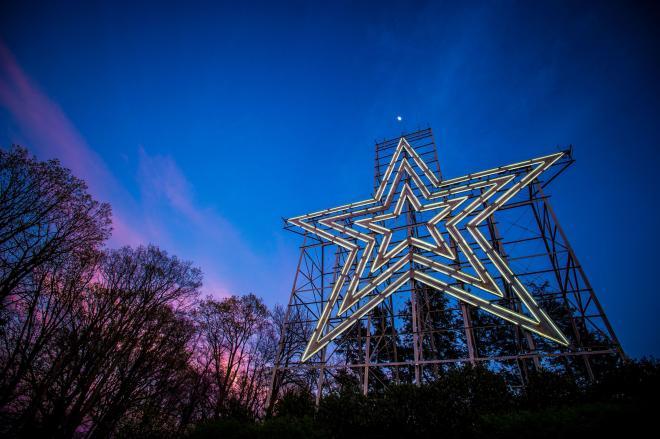 Roanoke Star - Roanoke, Virginia
