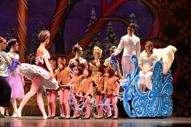 Southwest Virginia Ballet - Virtual Nutcracker 2020
