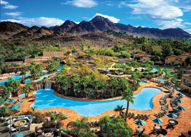 Amazing Greater Phoenix Resort Pools