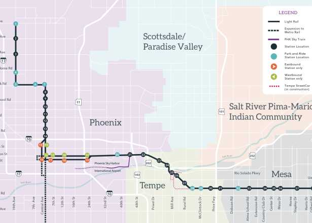 Phoenix Maps | Greater Phoenix Trail Guides & Street Maps on general map of georgia, general map of florida, general map of manhattan, general map of idaho, general map of paris,