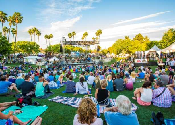 Scottsdale Culinary Festival 2020.Spring Events And Things To Do In Phoenix Visitphoenix Com