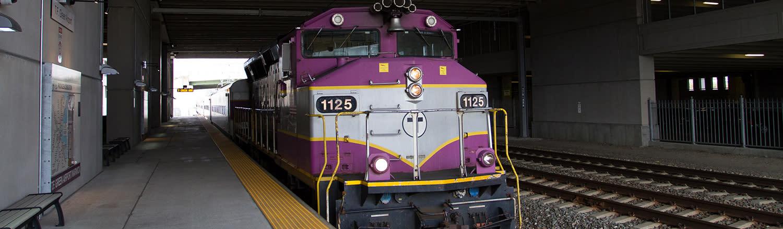 Warwick Train